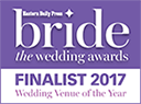 EDP Bride Awards Finalist 2016