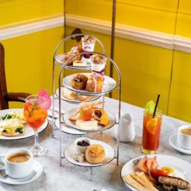 Beforenoon Tea FROM 8am-11.30am daily