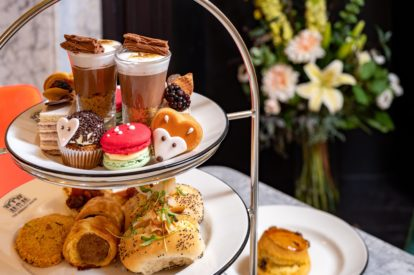ENCHANTED FOREST AFTERNOON TEA