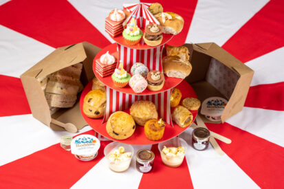 CIRCUS AFTERNOON TEA available Until Sept 5