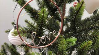 Silver Christmas Decoration Making Crafternoon Tea Workshop