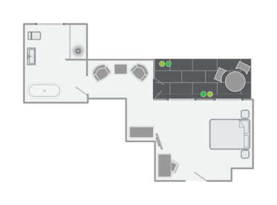 Room 8 Floorplan